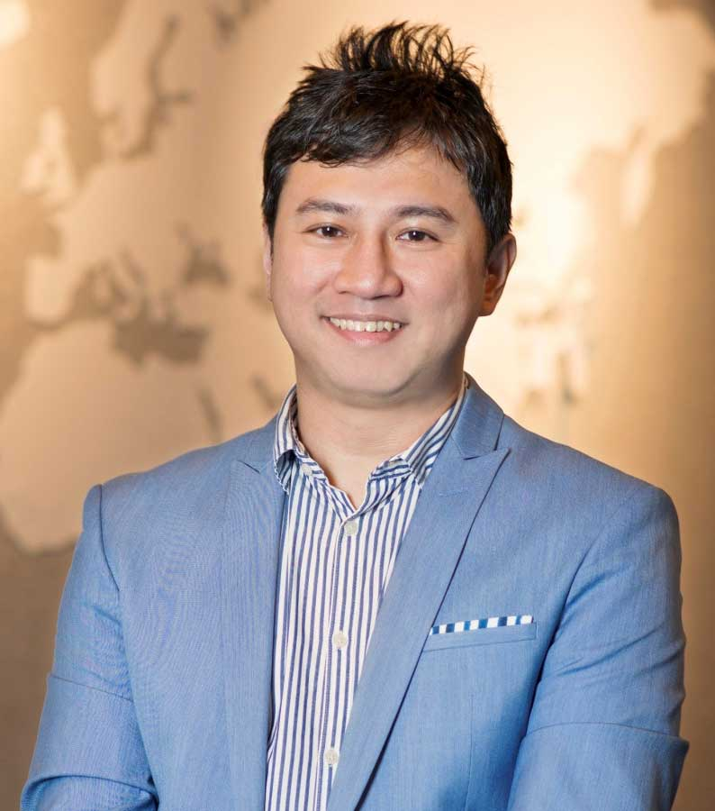 Alan Lan, Sales Director of Twitter Greater China